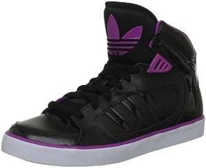 adidas Originals Amberlight W, Damen Sneaker  Schwarz Noir (Black 1/Vivid Pink S13) 41 1/3