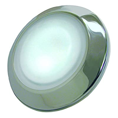 ITC (81235SS-DB) Corona Stainless Steel Light