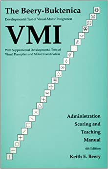 Vmi Manual Vmi Series The Beery Buktenica Developmental