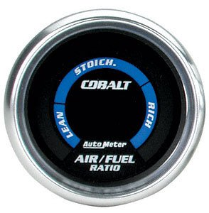 Auto Meter 6175 Cobalt Digital Air / Fuel Ratio Gauge