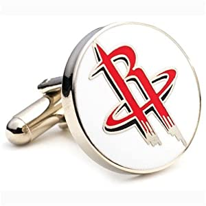 Houston Rockets NBA Executive Cufflinks w Jewelry Box by Cufflinks