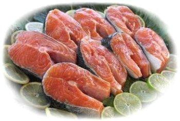 8 Fresh Salmon Fillets