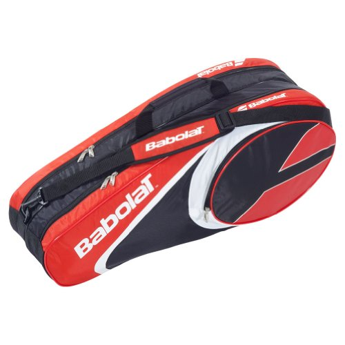 Babolat Club Line 6 Pack Tennis Bag (Red)