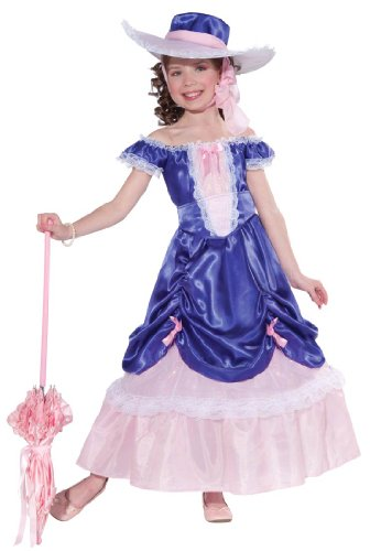 Blossom Southern Belle Child's Costume, Large