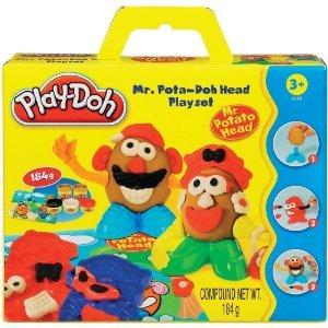 Play Doh - 24096 - Mr. Potato Head Mr. Pota-Doh Head Playset