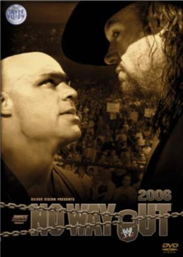 WWE - No Way Out 2006 [DVD]