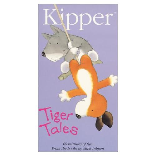 Amazon.com: Kipper - Tiger Tales [VHS]: Martin Clunes, Chris Lang