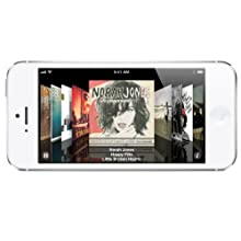Apple iPhone 5 (White-Silver, 32GB)