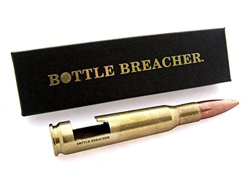 50 Caliber Bottle Breacher Vintage Bottle Opener with Gift Box