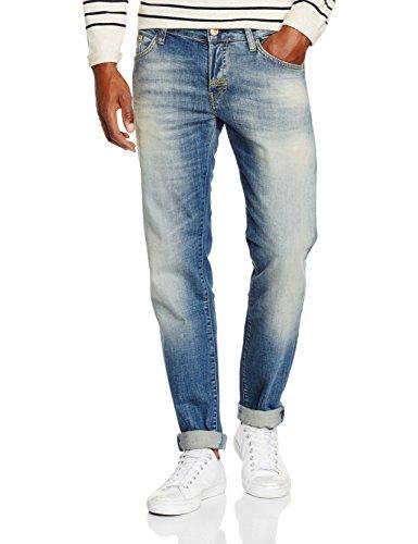 Meltin'Pot Melton D1577-UD300 Jeans a Gamba Dritta, Uomo, Blu, W31/L34 (Taglia produttore:31)