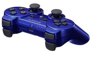 Manette PS3 Dual Shock 3 - bleue