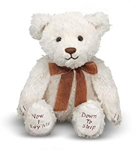Melissa Doug Bedtime Prayer Bear from Melissa & Doug