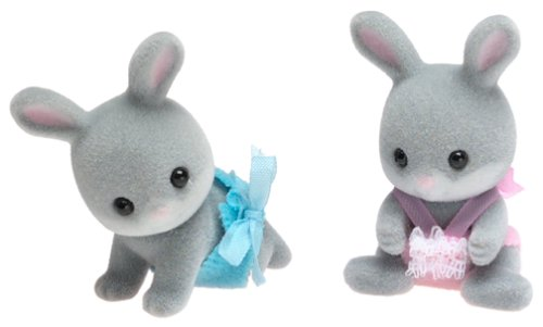 Calico Critters: Cottontail Rabbit Twins
