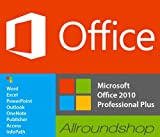 Software - Microsoft Office Professional Plus 2010 - Lizenzschl�ssel/Produkt-Key/mlk