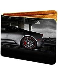 Joe Louis Ferrari 360 Men's Wallet