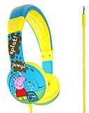 NEW! Peppa Pig Headphones - Junior / Kids Headphones -