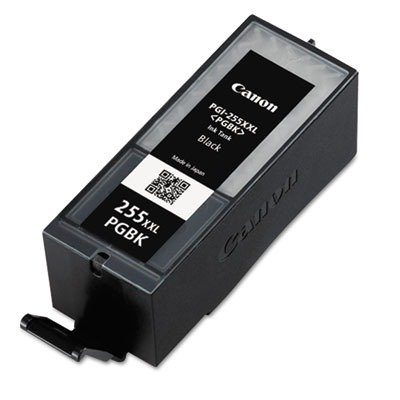 Canon PGI-255 XXL Pigment Black Individual Ink Tank 8050B001