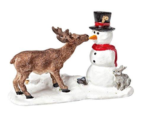 preisvergleich vbs deko figur elch schneemann weihnachten willbilliger. Black Bedroom Furniture Sets. Home Design Ideas