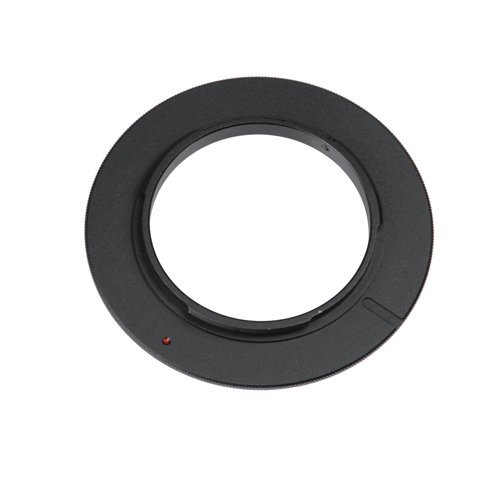 Fotodiox RB2A 58mm Filter Thread Lens, Macro Reverse Ring Camera Mount Adapter, for Nikon D1, D1H, D1X, D2H, D2X, D2Hs, D2Xs, D3, D3X, D3s, D4, D100, D200, D300, D300S, D700, D800, D800E, D40, D50, D60, D70, D70S, D80, D40X, D90, D3000, D3100, D3200, D500