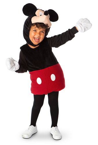 Disney Store Mickey Mouse Halloween Costume Infants/Toddlers Size 6-9 Months