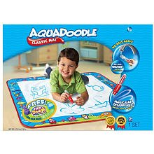 Aquadoodle - Draw N Doodle - Classic Mat with Moon Dough Sample