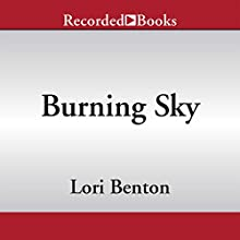 Burning Sky: A Novel of the American Frontier (       UNABRIDGED) by Lori Benton Narrated by Saskia Maarleveld
