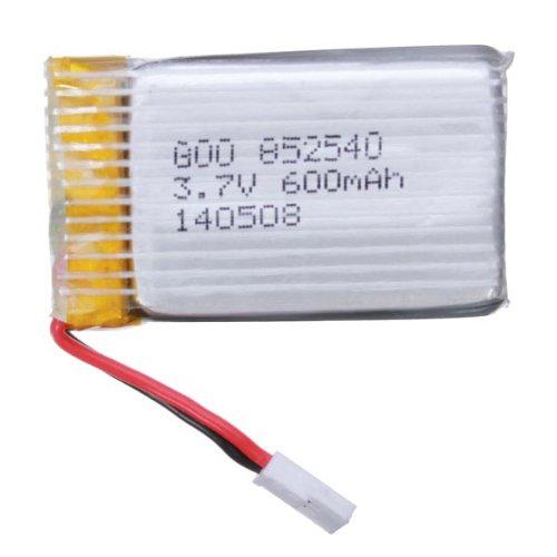 Upgrade SYMA X5C X5 3.7 V 600 MAH 25 c LIPO battery