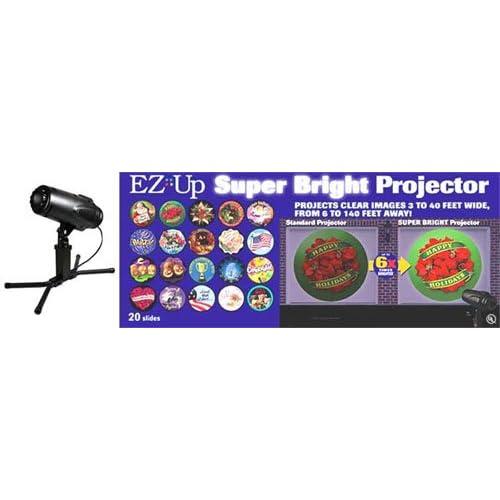 Amazon.com - EZ Up Super Bright Projector Wall Decorations