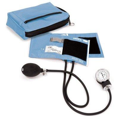 Cheap Premium Aneroid Sphygmomanometer Color: Ceil Blue (S82-CBL)