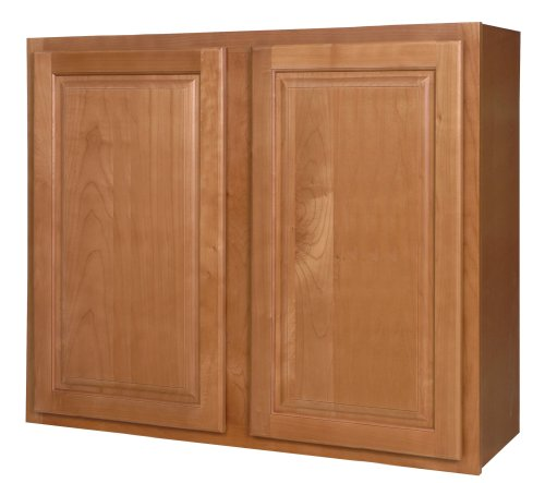 Kraftmaid kitchen cabinets all wood cabinetry w3630 wcn for Kitchen cabinets 36 inch