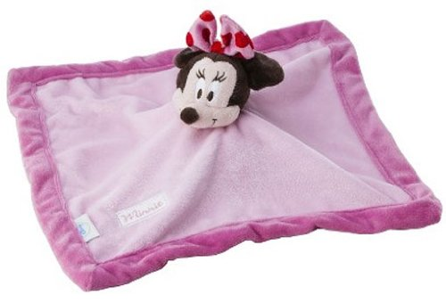 Disney Minnie Mouse Baby Security Blanket