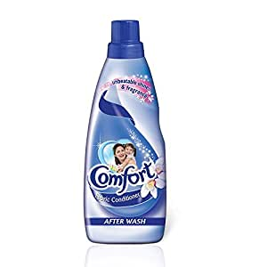 Comfort Morning Fresh Fabric Conditioner Bottle -  800 ml
