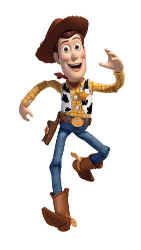 Roommates  Toy Story Woody Peel & Stick Giant Wall Decal