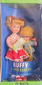 BUFFY & MRS. BEASLEY Doll FAMILY AFFAIR T.V. Show w WRIST Tag SEALED (1967 MATTEL Inc)