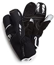 Pearl Izumi Pro Softshell Lobster Glove,Black,Small