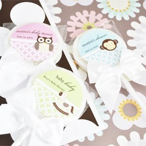 Animal Baby Shower Favors front-1036582