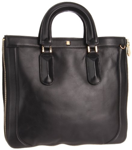 Rev Pour La Victoire  Rhodes Laptop Bag, Black, One Size