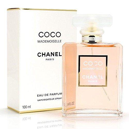 C H A NEL discount duty free C H A NEL COCO MADE MOISELLE EAU DE PARFUME SPARY 3.4 Oz.