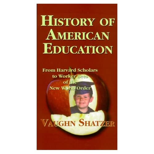 history of american education An underground history of american education by j t gatto table of contents  prologue  if you want a conventional history of schooling, or education as it is.