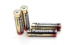 Panasonic Alkaline 4 AAA Battery 1.5V