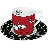 Espressoset Tiergeschichten - Hund