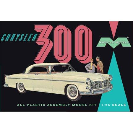 1/25 1955 Chrysler C300