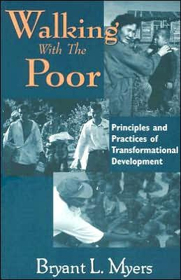 Walking With the Poor (text only) by B. L. Myers, by B. L. Myers