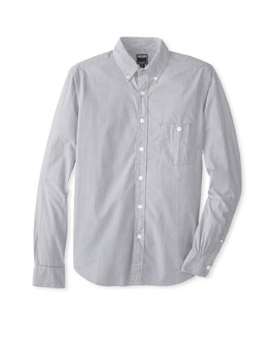 Todd Snyder Men's Micro Gingham Shirt