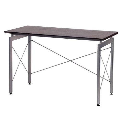 Modern Design Stylish Office Desk - Chocolate Top