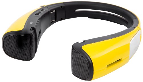 Miikey Miibeast Yellow Bluetooth ,Nfc Speaker With Bass Booster & Foldable Design