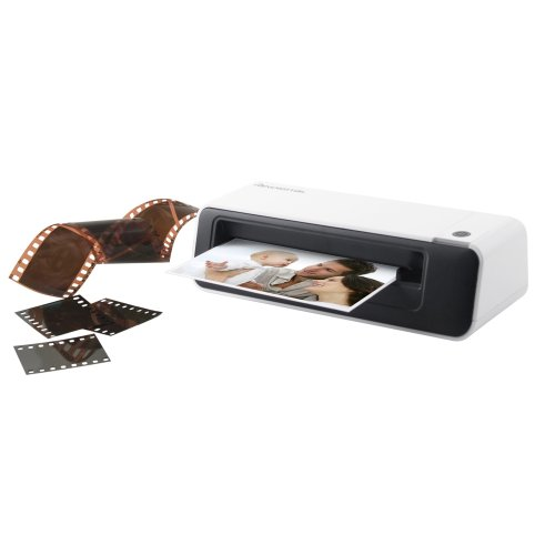 Review Pandigital Photolink One-Touch PANSCN05 4-Inch x6-Inches Photo and Slide and Negative Scanner