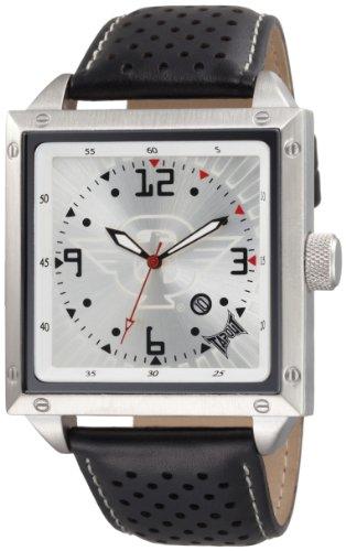 TapouT Men's CO-SL Quartz Silver Watch