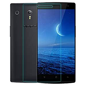 FEYE Premium Quality Tempered Glass Explosion Screen Protector Film For OPPO FIND 7