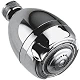 Niagara N2915CH Earth Massage 1.5 GPM Showerhead, Chrome